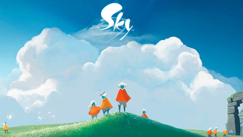 Шестиминутное видео игрового процесса «Sky» – игры от создателей великолепной «Journey»