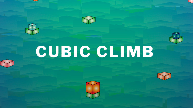 Cubic Climb — платформер соло-разработчика Адама Дубоу
