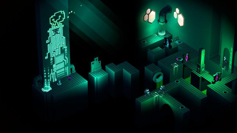 Изометрическая стелс-головоломка «Mr Future Ninja» стала доступна в App Store