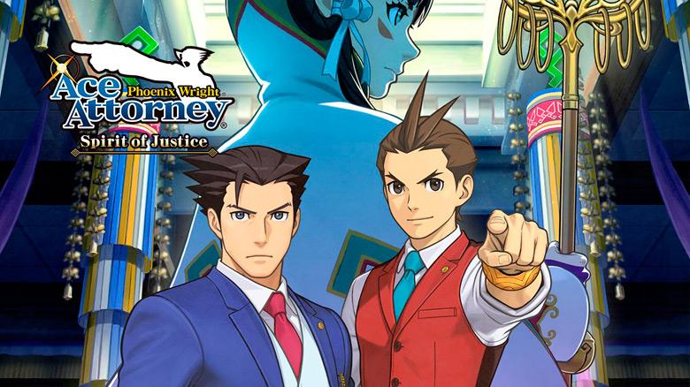 «Phoenix Wright: Ace Attorney - Spirit of Justice» — новая часть знаменитой серии от CAPCOM