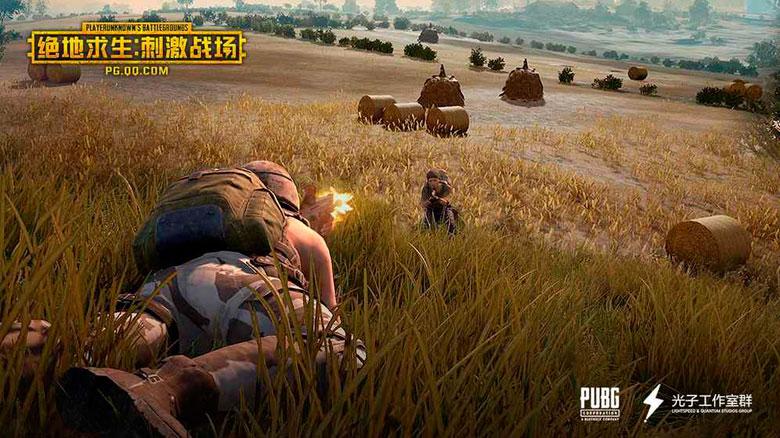 Первые видео геймплея «PUBG: Thrilling Battlefield»