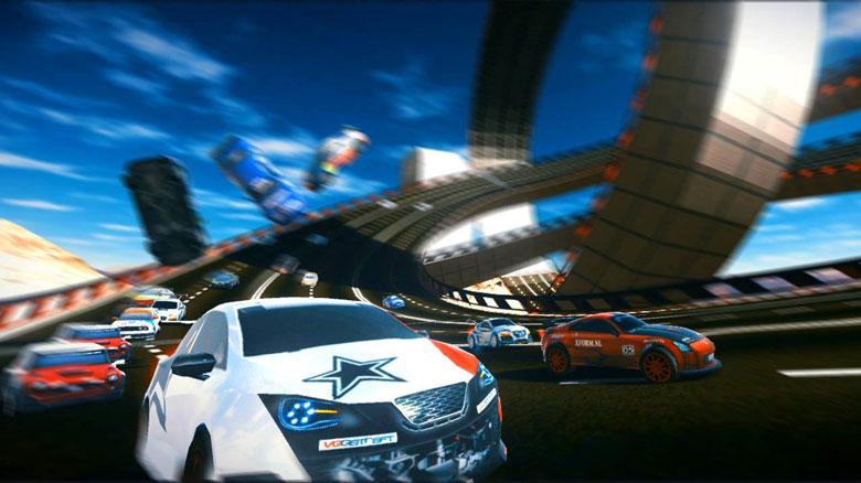 Софт-релиз «Ace Racing Turbo», скоростной гоночной аркады от AH Games