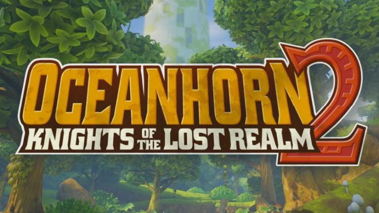 Дебютный ролик с игровым процессом «Oceanhorn 2: Knights of the Lost Realm»
