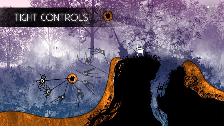 Хардкорный платформер «Ocmo» – охота на зайцев открыта!