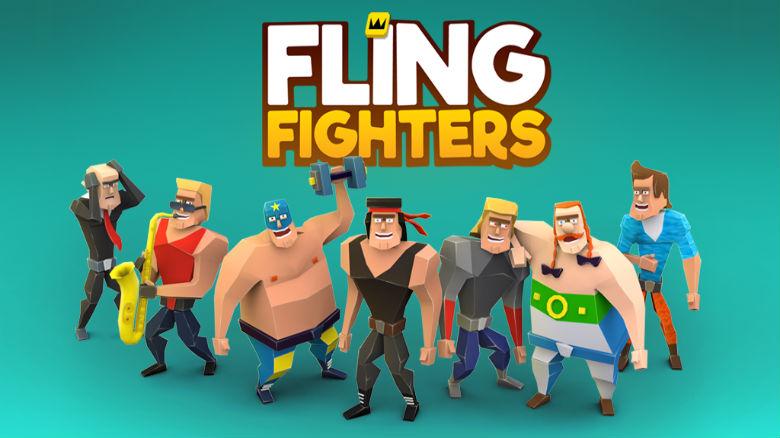 Анонс Fling Fighters, новой игры от создателей Overkill иGun Master