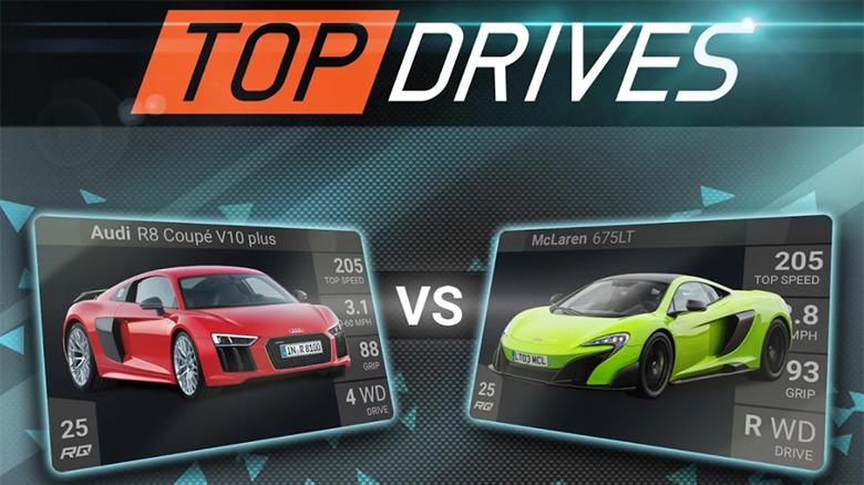 Hutch Games выпустила «Top Drives» – коллекционную карточную игру про… машины