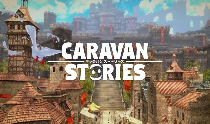 Анонс масштабной MMORPG Caravan Stories