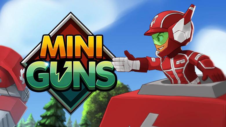 Мировой релиз стратегии «Mini Guns»: более сотни фигурок Mini готовы к бою