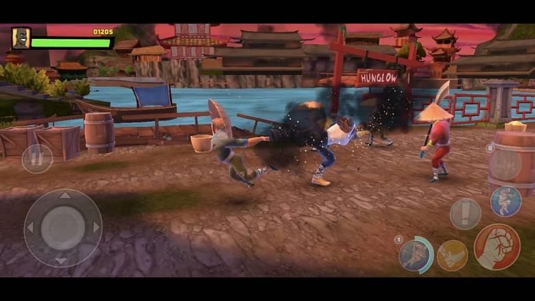 «Shaq Fu: A Legend Reborn» – легенда о китайском сироте Шакиле