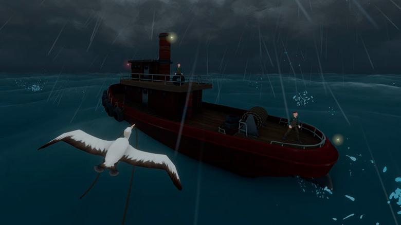 «Storm Boy: The Game» – история о дружбе мальчика и пеликана