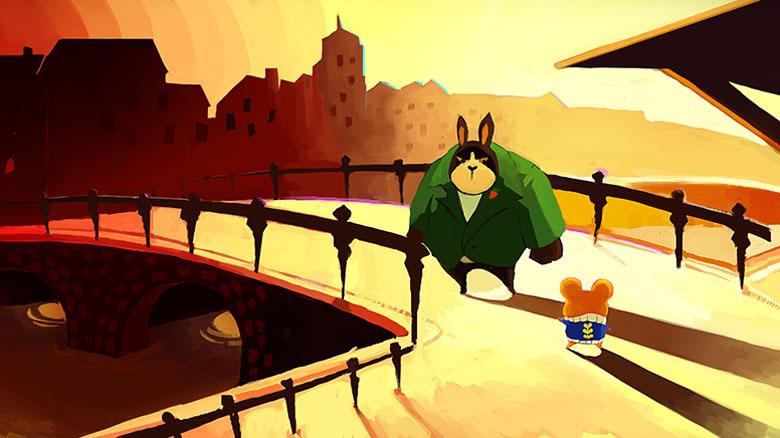 Анонс Hamsterdam, фаворита среди инди игр на недавней Е3