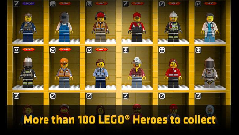 Стартовал софт-запуск «LEGO Quest & Collect»