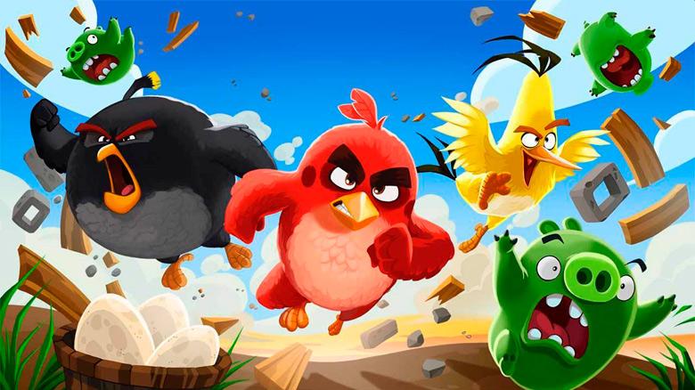 Rovio работает над 12 новыми играми, но это не «Angry Birds»