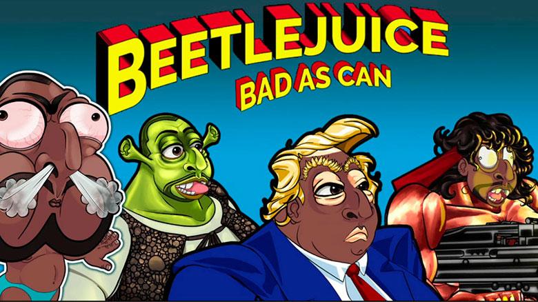 «Beetlejuice — Bad as Can» – настоящий треш-платформер от создателей… авиасимулятора
