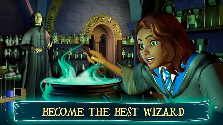 JamCity выпустила новый трейлер мобильной игры «Harry Potter: Hogwarts Mystery»