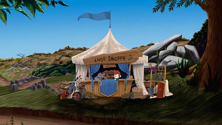 Состоялся релиз мобильной версии очаровательной «The Little Acre»