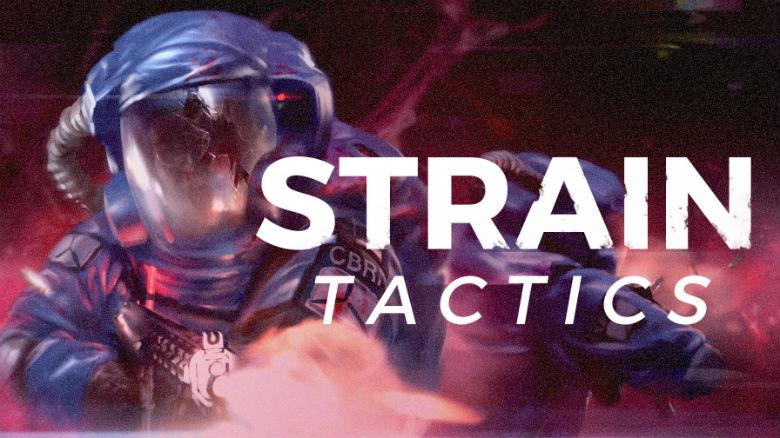 Бета-тест новой игры Strain Tactics от создателей одной из лучших мобильных стратегий Autumn Dynasty