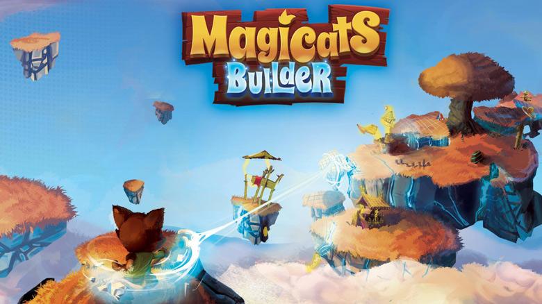 Платформер с мощным редактором уровней «Magicats Builder» появится на следующей неделе