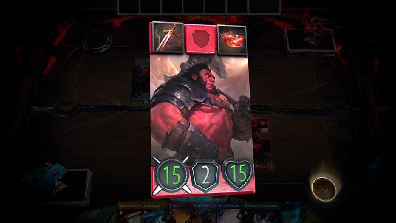 «Artifact»: Valve показали, как же будет выглядеть карточная «Dota 2»