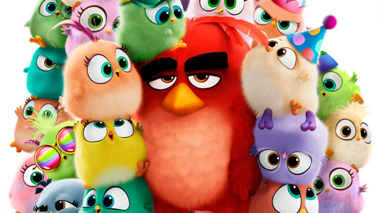 Rovio выпустила самую милую игру «Angry Birds Match»