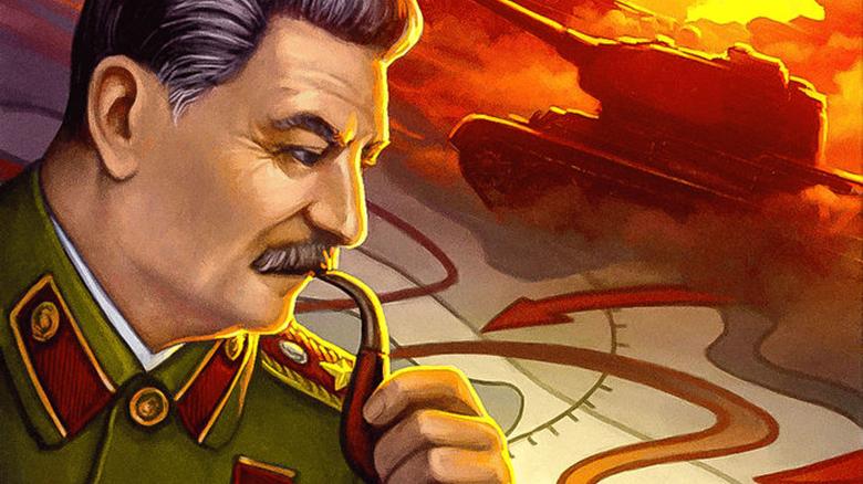Стратегия в реальном времени «Вторая Мировая Война (1945)». Наш народ не сломить!
