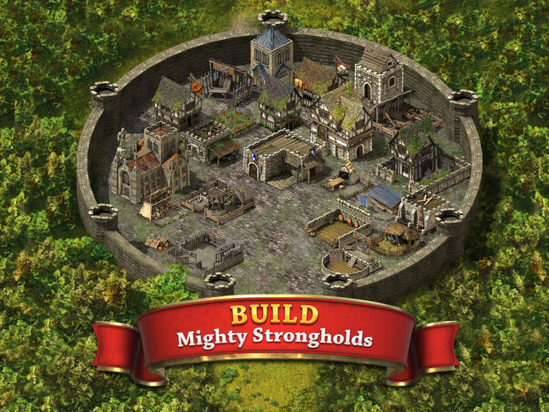 Новое видео Stronghold Kingdoms или разработчики не спешат исправлять свою фатальную ошибку