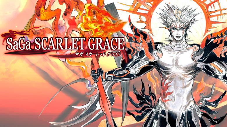 Square Enix собирается портировать «SaGa Scarlet Grace» на iOS