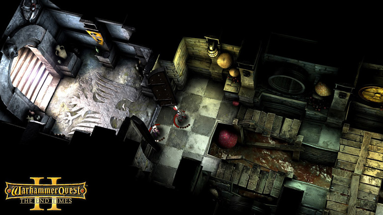 Предрелизный трейлер «Warhammer Quest 2: The End Times»