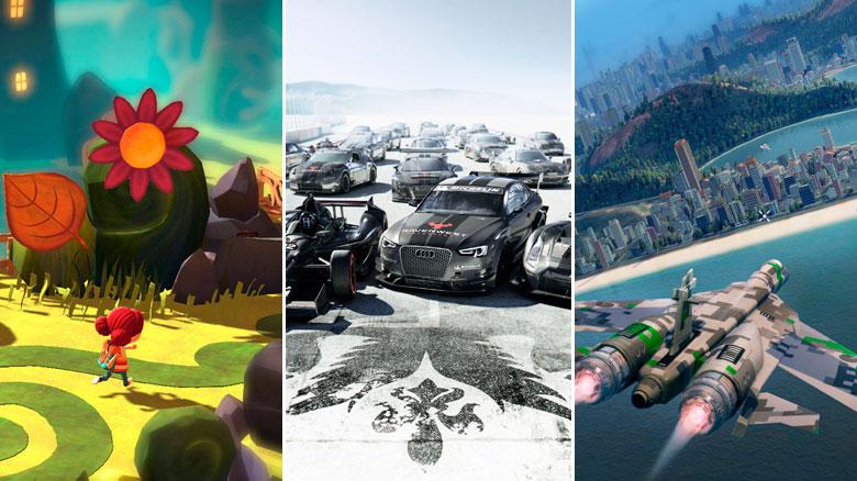 7 лучших iOS-игр за ноябрь 2017