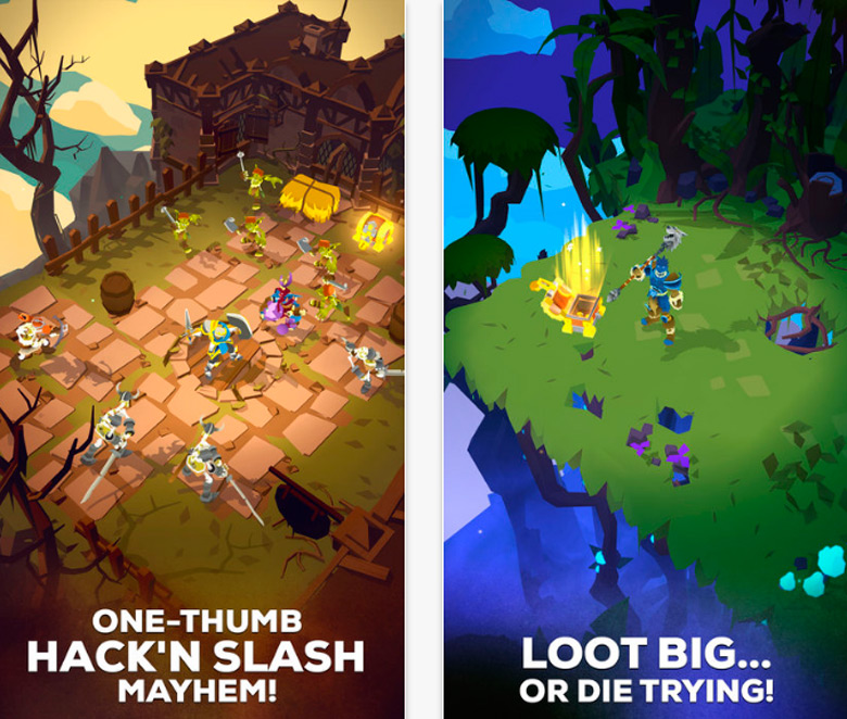 Софт-запуск ремейка hack'n'slash «The Mighty Quest For Epic Loot» от Ubisoft