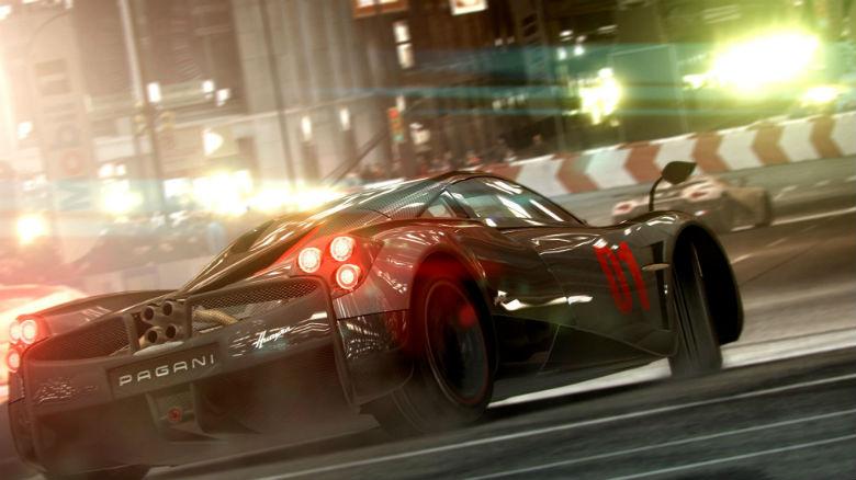 Дебютное видео игрового процесса GRID Autosport для iPhone и iPad
