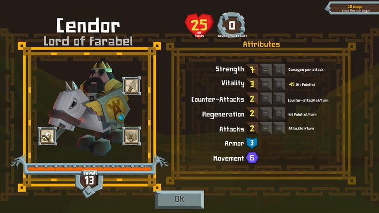«Farabel» – тактическая RPG, в которой все «наоборот»