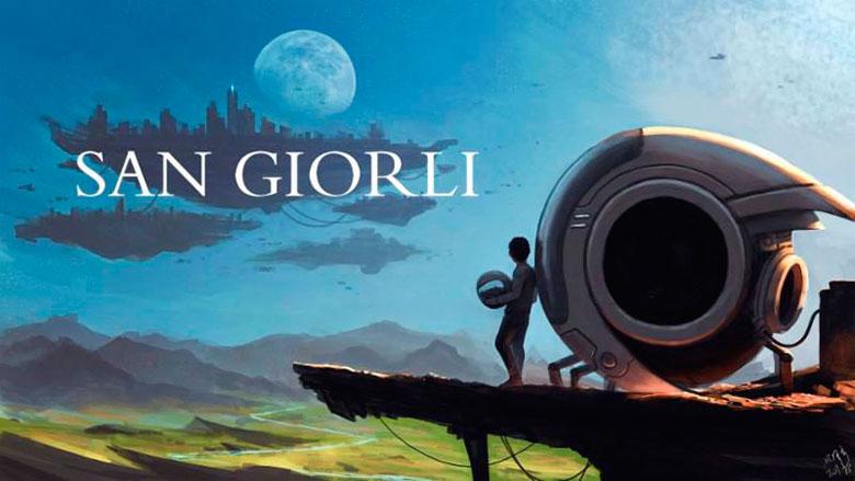 «San Giorli» — головоломка в стиле киберпанк от Tencent Games