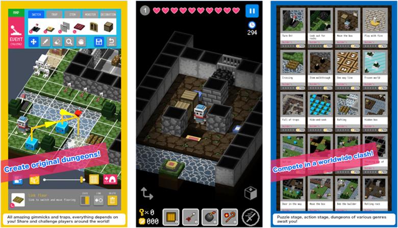 «BlockQuest Maker»: как создать свою RPG