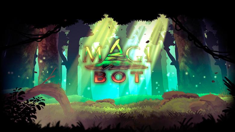 Платформер с элементами стратегии «Magibot» вновь в App Store