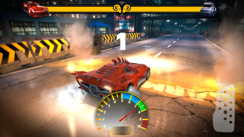 Стартовал софт-запуск «Carmageddon: Crashers»