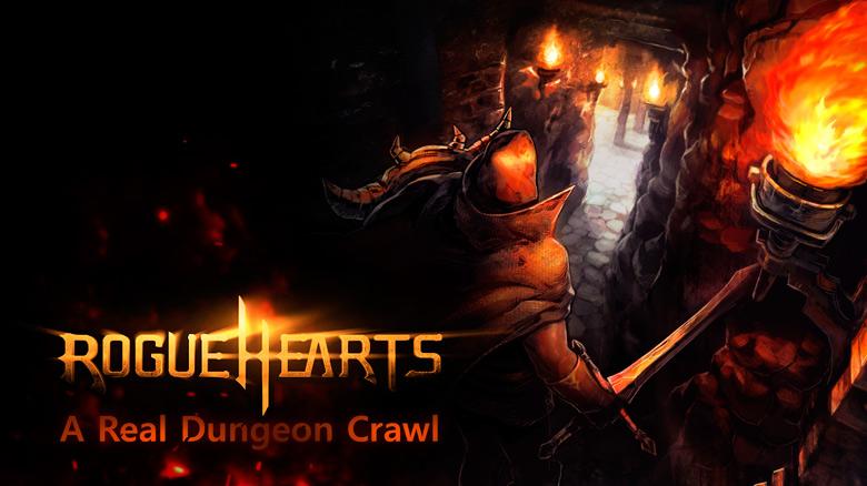 «Rogue Hearts» — интригующий данжен кроулер от Ninetail Games