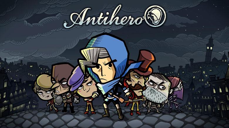Покорите весь город в новой пошаговой «Antihero»