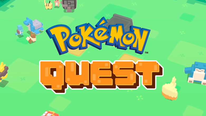 Pokémon Company запланировали релиз «Pokémon Quest» на конец июня
