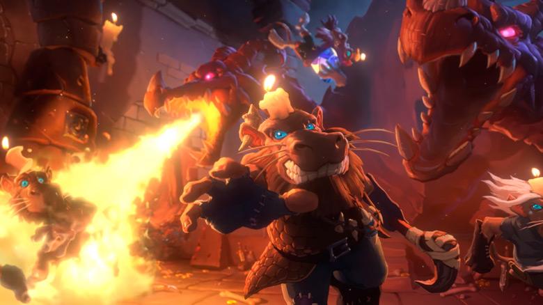 «Кобольды и Катакомбы»: Blizzard готовит новое дополнение для Hearthstone