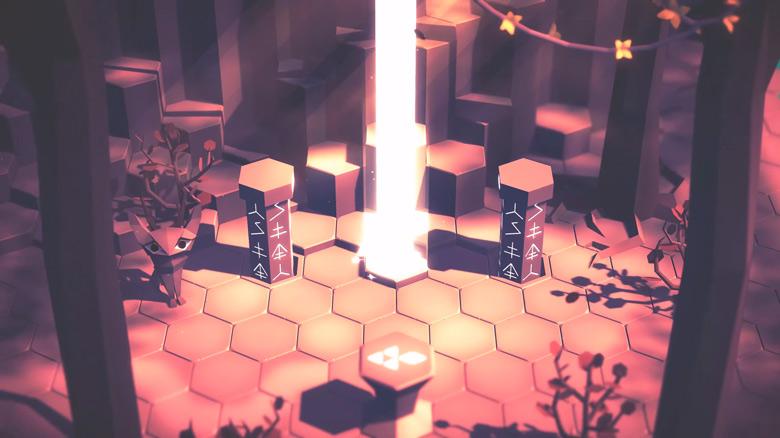 Расслабляющая головоломка «Evergarden» от создателей «Race The Sun» выйдет в середине августа [предзаказ]