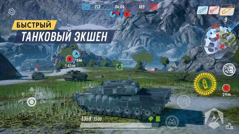 «Armored Warfare: Assault» готова принять в свои ряды всех поклонников танковых баталий