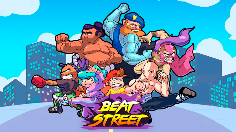 «Beat Street» – beat'em up от Lucky Cat Studio