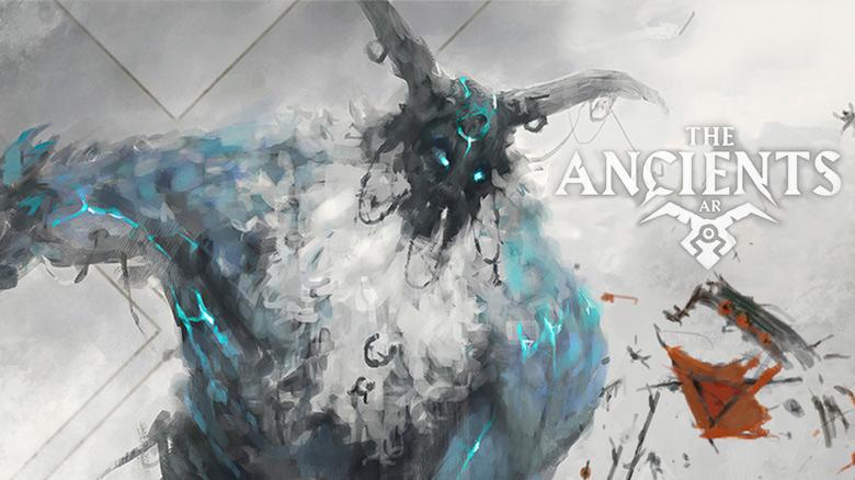 «The Ancients AR» – настоящая стратегия с элементами дополненной реальности