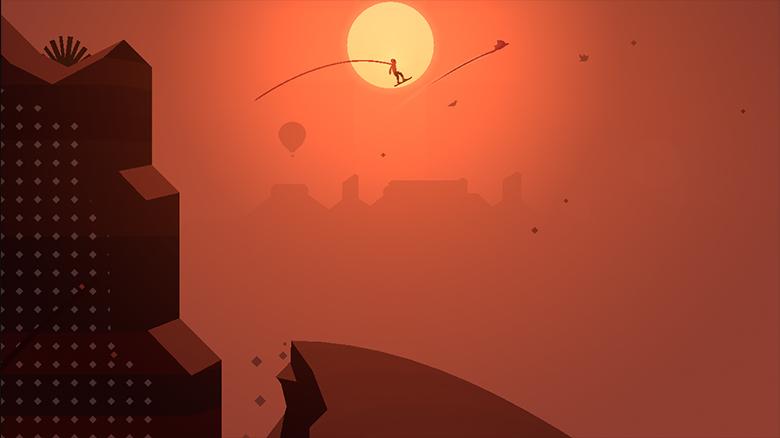 «Alto's Odyssey» — новое старое приключение