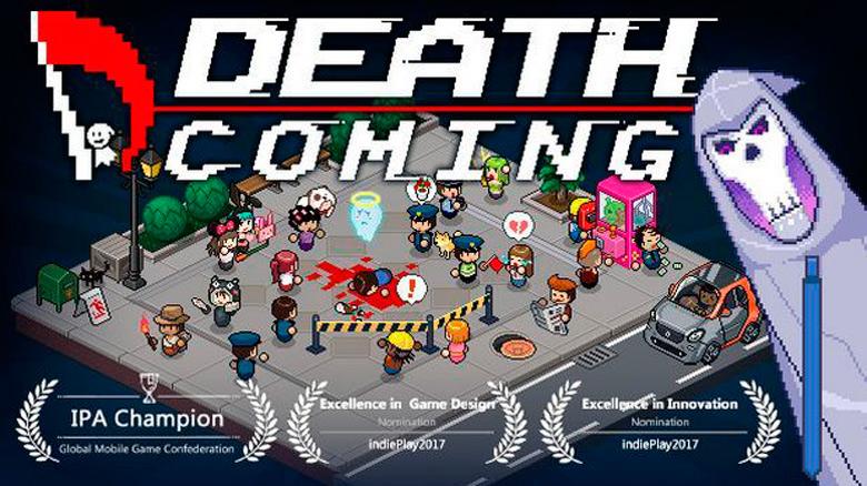 «Death Coming»: увлекательный симулятор Смерти появился в App Store