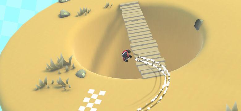 Стартовал предзаказ на «Best Rally», новую игу от создателей «Power Hover»