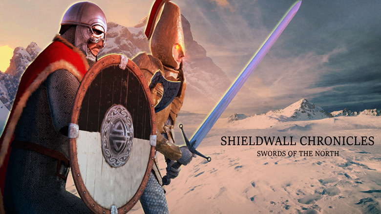 «Shieldwall Chronicles» – новая пошаговая RPG от Wave Light Games появится на iOS в конце января