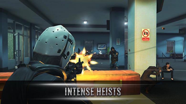 Мировой релиз «Armed Heist» состоится на новой неделе. Ограбление – дело обыденное