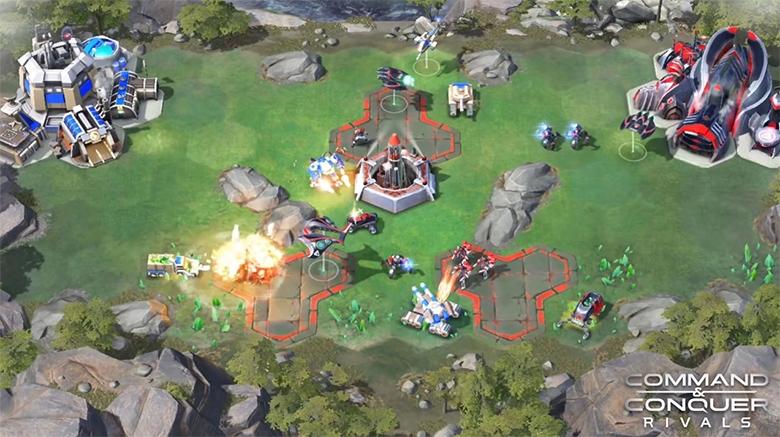 [Пре-регистрация] Electronic Arts анонсировали «Command & Conquer: Rivals» – мобильную PvP-стратегию по знаменитой вселенной